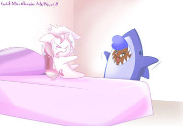 Sharkeychi by greycat-rademenes