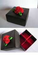 black masu gift box by Ivy-Juniper