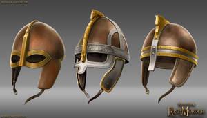 Rohan helmets by RobbieMcSweeney