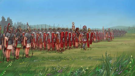 200 Romans from 200 Subscriber video by RobbieMcSweeney
