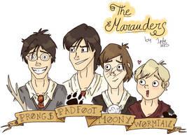 The Marauders by Grandkhan