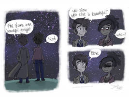 DW - the stars are beautiful by Grandkhan