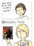 Brave heart, Tegan by Grandkhan