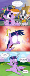 A sip too much by doubleWbrothers