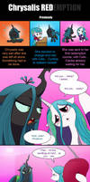 Chrysalis Red by doubleWbrothers
