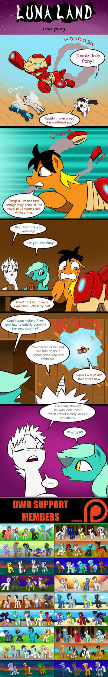 Tales of Luna Land 2 by doubleWbrothers
