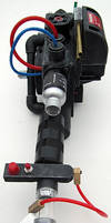Ghostbusters Proton Rifle by firebladecomics