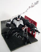 Custom Venom by firebladecomics