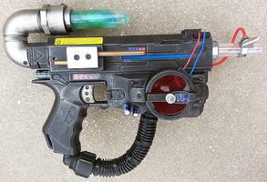 Custom Ghostbusters Proton Pistol ver3 by firebladecomics