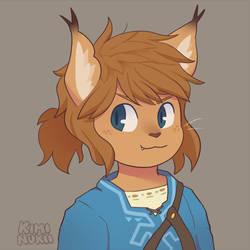 Lynx by Kiminukii