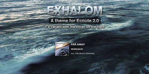 Exhalom by Troyenne