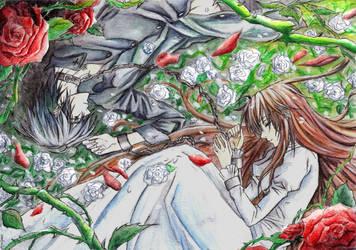 Uraboku Secret Garden by SayakoRush