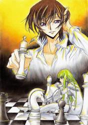 Checkmate by SayakoRush