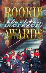 Rookie Blacktan Awards 2018 by GrandQueenHana
