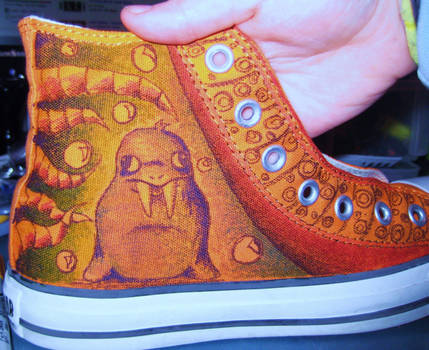 976b540a0bb5 Sharpie Converse - Side 2 by wolfie6 on DeviantArt