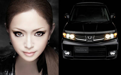 Ayu - Honda Zest textless by slavomiros