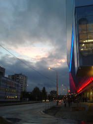 Galeria mall in Kosice, SVK by slavomiros