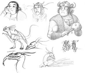 HTTYD: Not much by Iceway