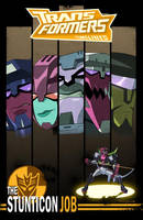 TF Timelines 6 Alternate Cover by Teyowisonte