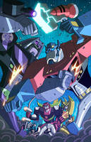 TFCC Magazine Issue 43 Cover by Teyowisonte
