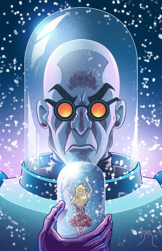 Mr. Freeze by Teyowisonte