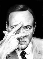 Kevin Spacey by Skylark6277