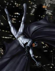 Batman- ComiCONN 2012 by artguyNJ