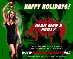 Happy Holidays- DMP style! by artguyNJ