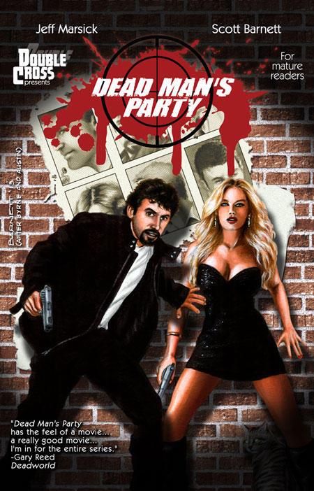 Dead Man's Party sampler 2013 by artguyNJ