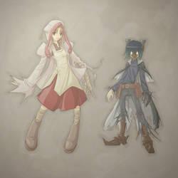 Fida and Hyde by JohnSu