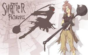 Shatter Princess by JohnSu