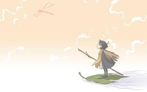 Ferry Kid by JohnSu
