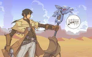 Western Brave by JohnSu