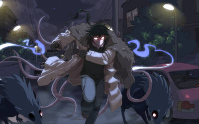 Rat King by JohnSu