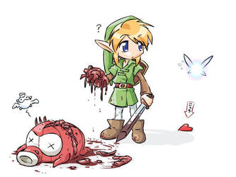 Eat Your Heart Out, Link by JohnSu