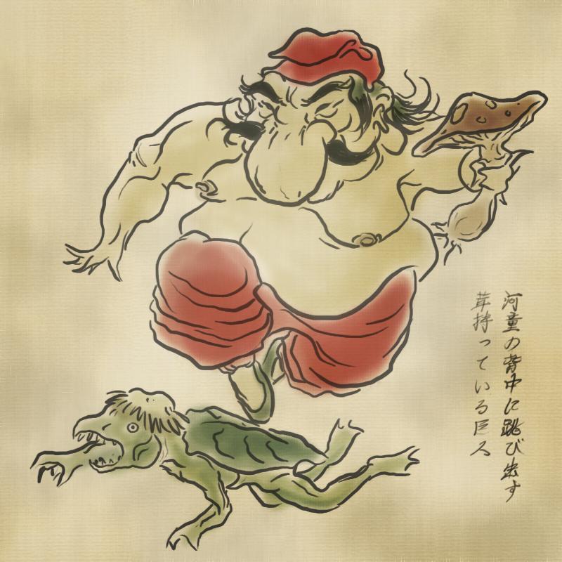 Kurenaino Kyojin by JohnSu