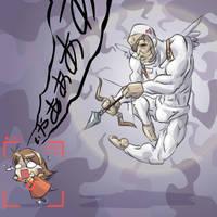 Cupid-chan by JohnSu