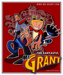 The FANTASTIC Mr. Grant by g-tron3000