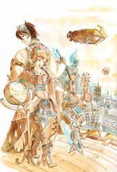 we rulz teh world by hachiko