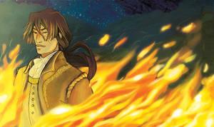 El Fuego ... by hachiko