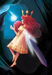 Aurora - Child of light by hachiko