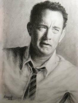 Tom Hanks by DeniseEsposito