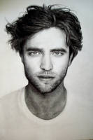 Robert Pattinson by DeniseEsposito