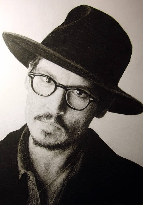 Johnny Depp by DeniseEsposito