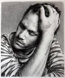 Heath Ledger by DeniseEsposito