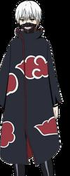 Kaneki Ken - Akatsuki by wrk7768