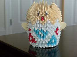 Togepi by paporigami