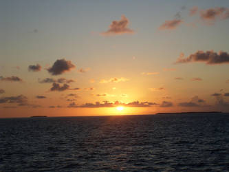 Sunset by kohareu