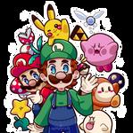 Nintendo fun by Nemufrog