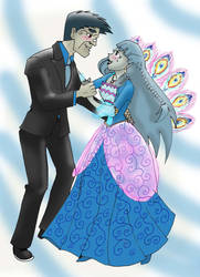 JCA OC Dance Scenesseries07: Arlet and Ratso by James-Li